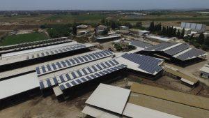 מערכות סולאריות מסחריות