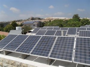 GreenTops | מערכות סולאריות מסחריות