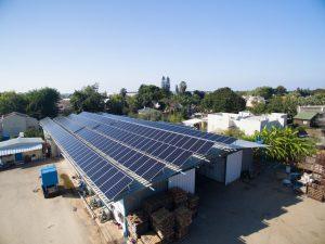 פאנל סולארי , מערכות סולאריות